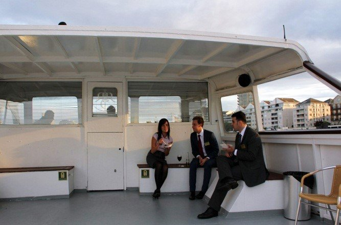 Corporate Party Boat Hire