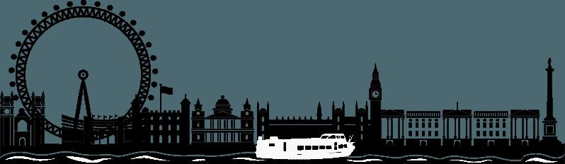 London Eye Footer