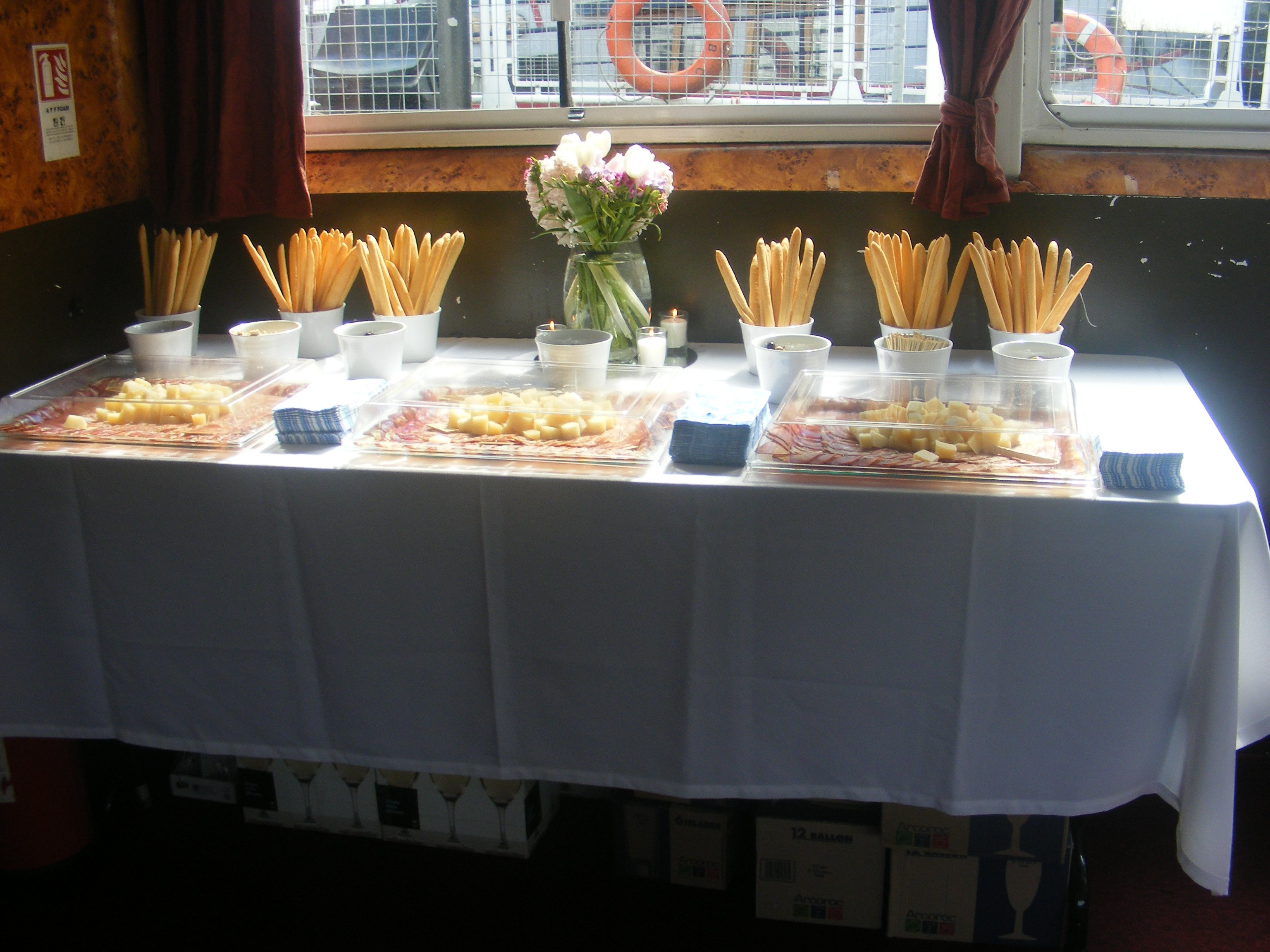 Day Party Boat Hire