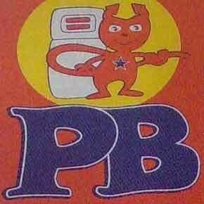 STAZIONE DI SERVIZIO PB-Logo