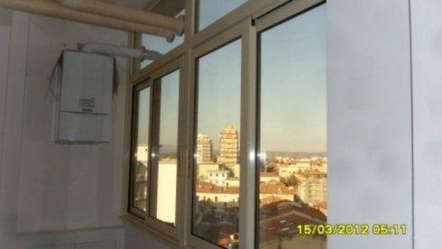 Finestre per chiusura terrazzi