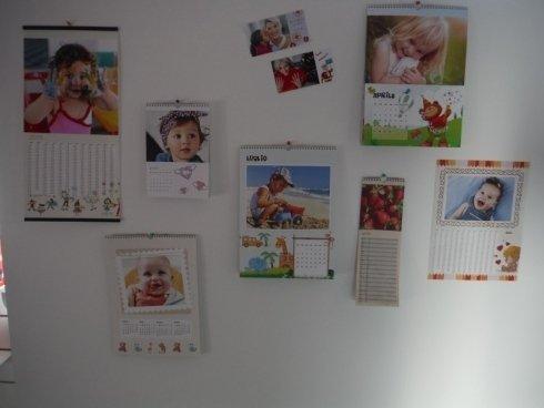Stampa di calendari con foto