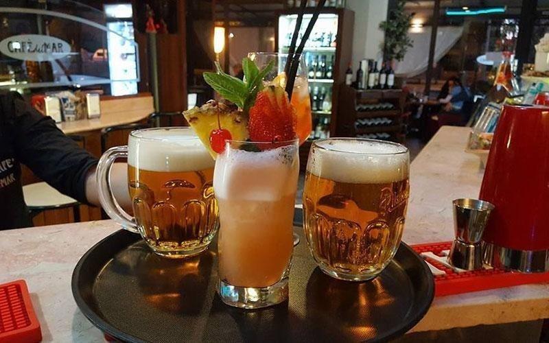 coctkail e birre