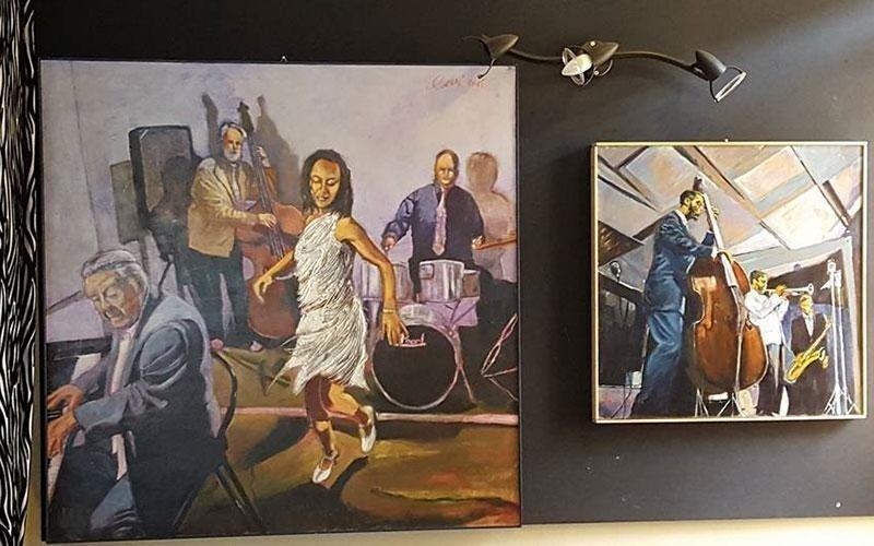 dei quadri