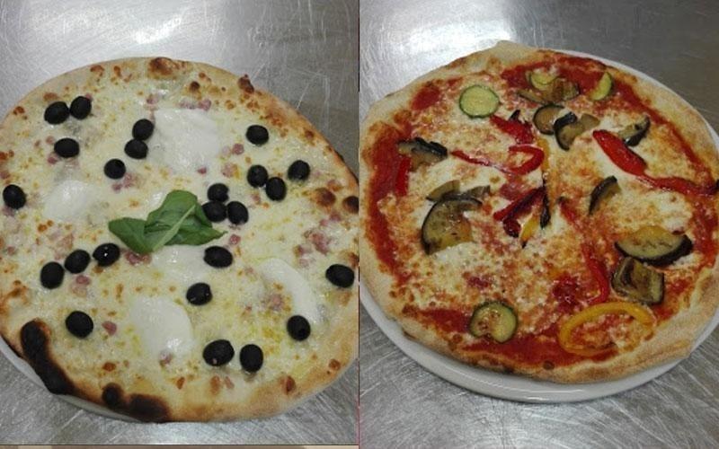 due pizze