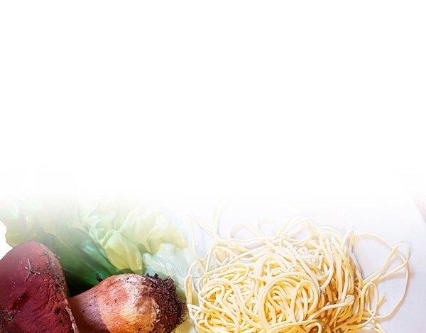 spaghetti e cipolla