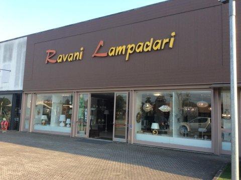 Orari di apertura Ravani Lampadari