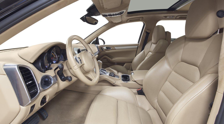 interno di un auto