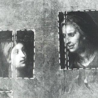 restauro dipinti su tela