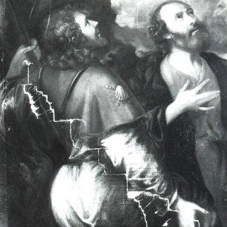 restauro dipinti tempera