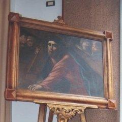 restauro di opere dipinte su superfici policrome