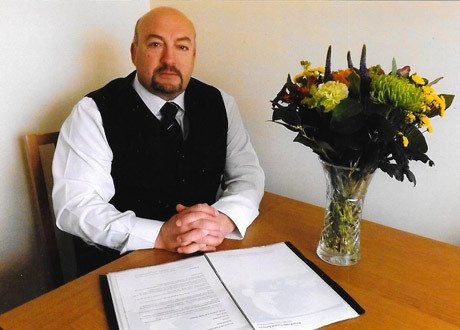 Funeral director planning monumental services in Newbiggin-by-the-Sea