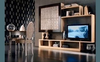 pareti cantiero legno chiaro