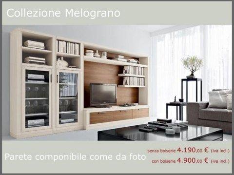 collezione Melograno soggiorno