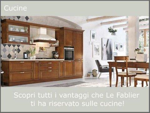 Offerte arredamenti cosenza mobili bruno di maria rita bruno c sas - Mobili le fablier cucine ...