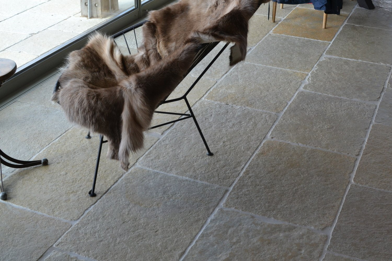 Tumbled Pietra Limestone