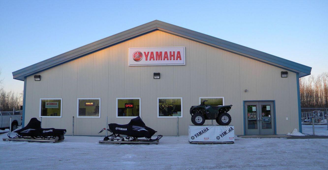 Alaska House of Yamaha front view