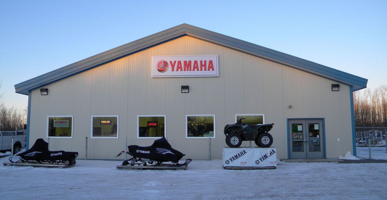 Alaska House of Yamaha front view
