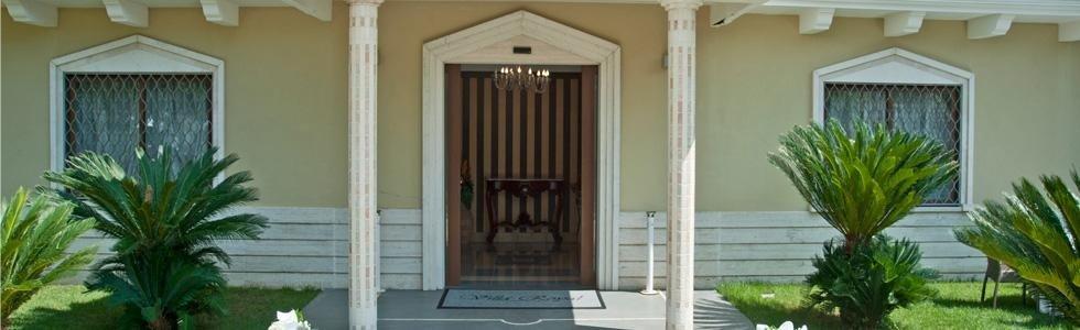 Villa Royal, villa per ricevimenti