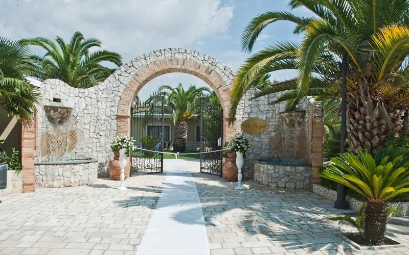 Villa Royal, Giugliano, Napoli