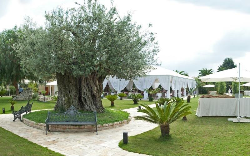 Villa con piscina, matrimoni Napoli