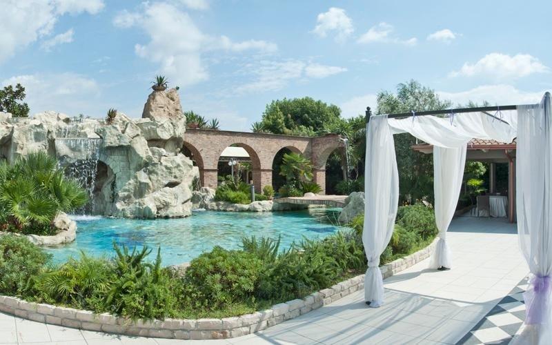 Villa per matrimoni Provincia di Napoli