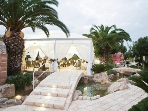 Villa Royal, location per matrimoni