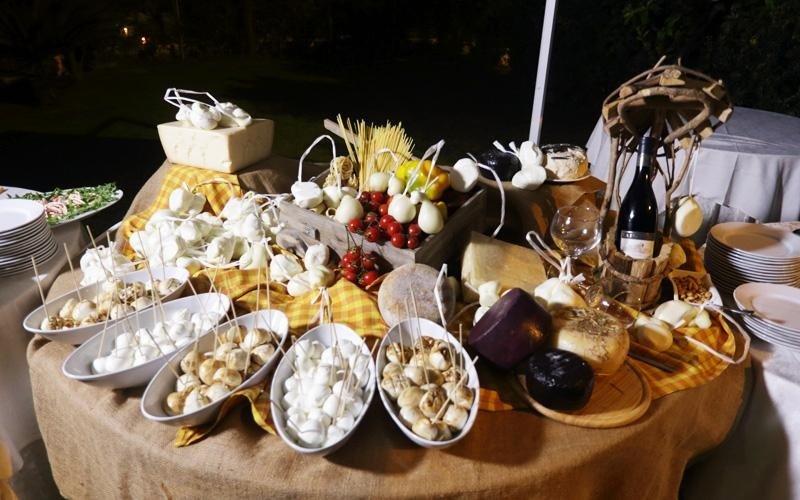 Banqueting, Napoli, Caserta