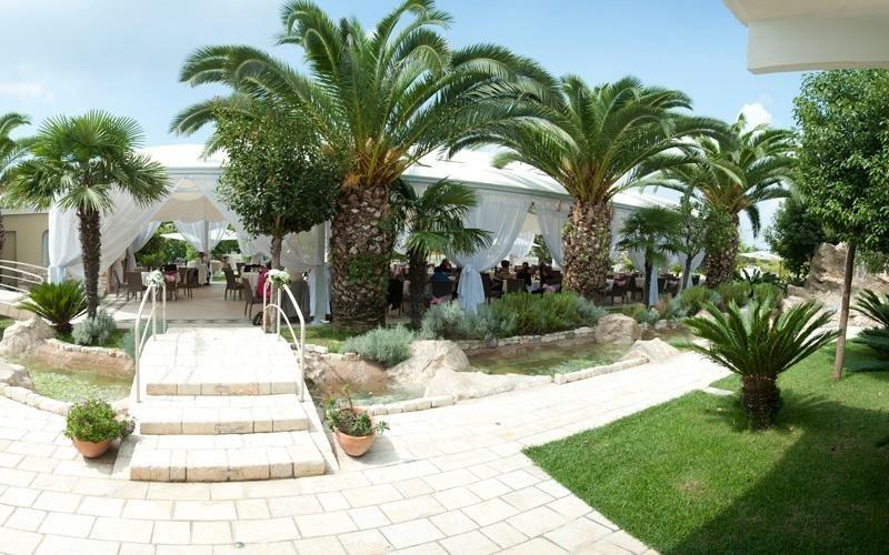 Villa per eventi aziendali, Villa Royal