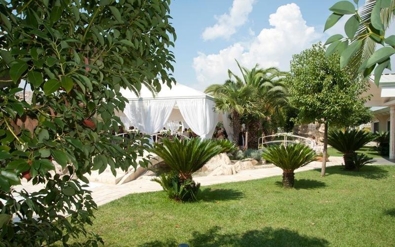 I giardini di Villa Royal e parco