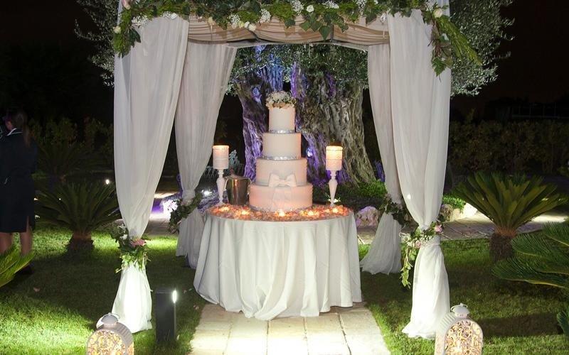 Le torte di Villa Royal