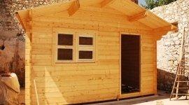 costruzione casette in legno, costruzione baite