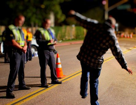 should i blow when pulled over for DUI or DWI