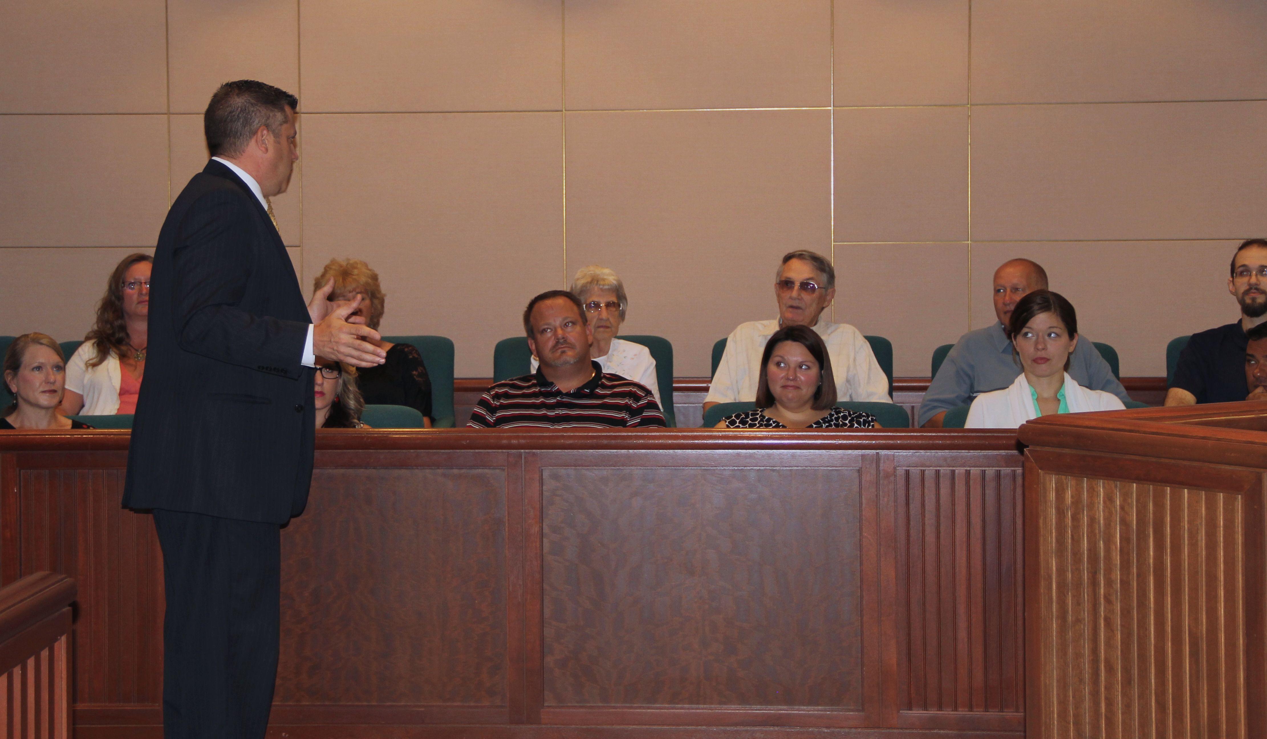 trial attorney in missouri eric boehmer