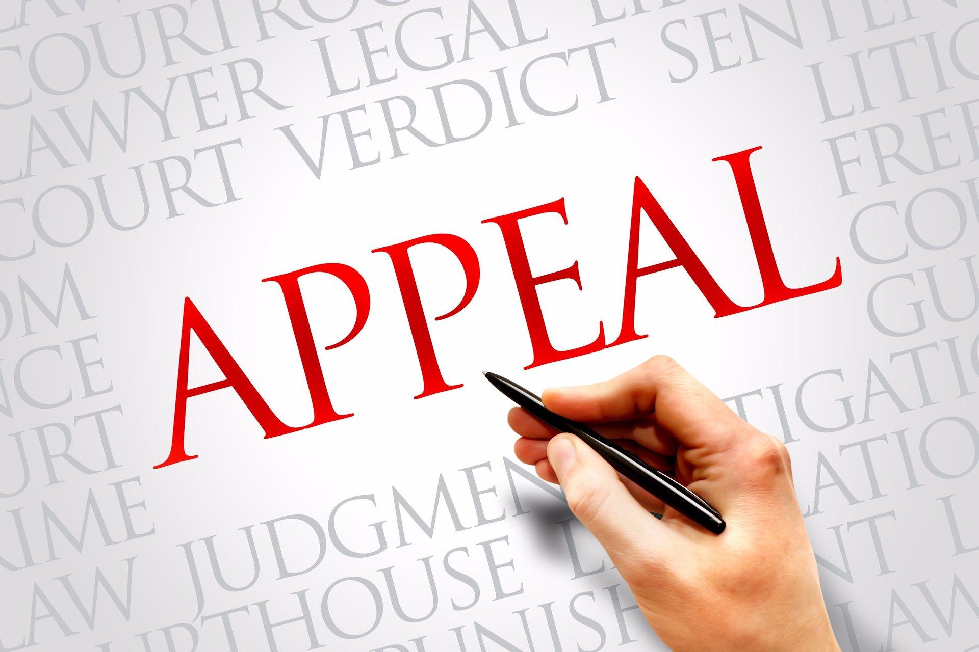 Appeals in Missouri