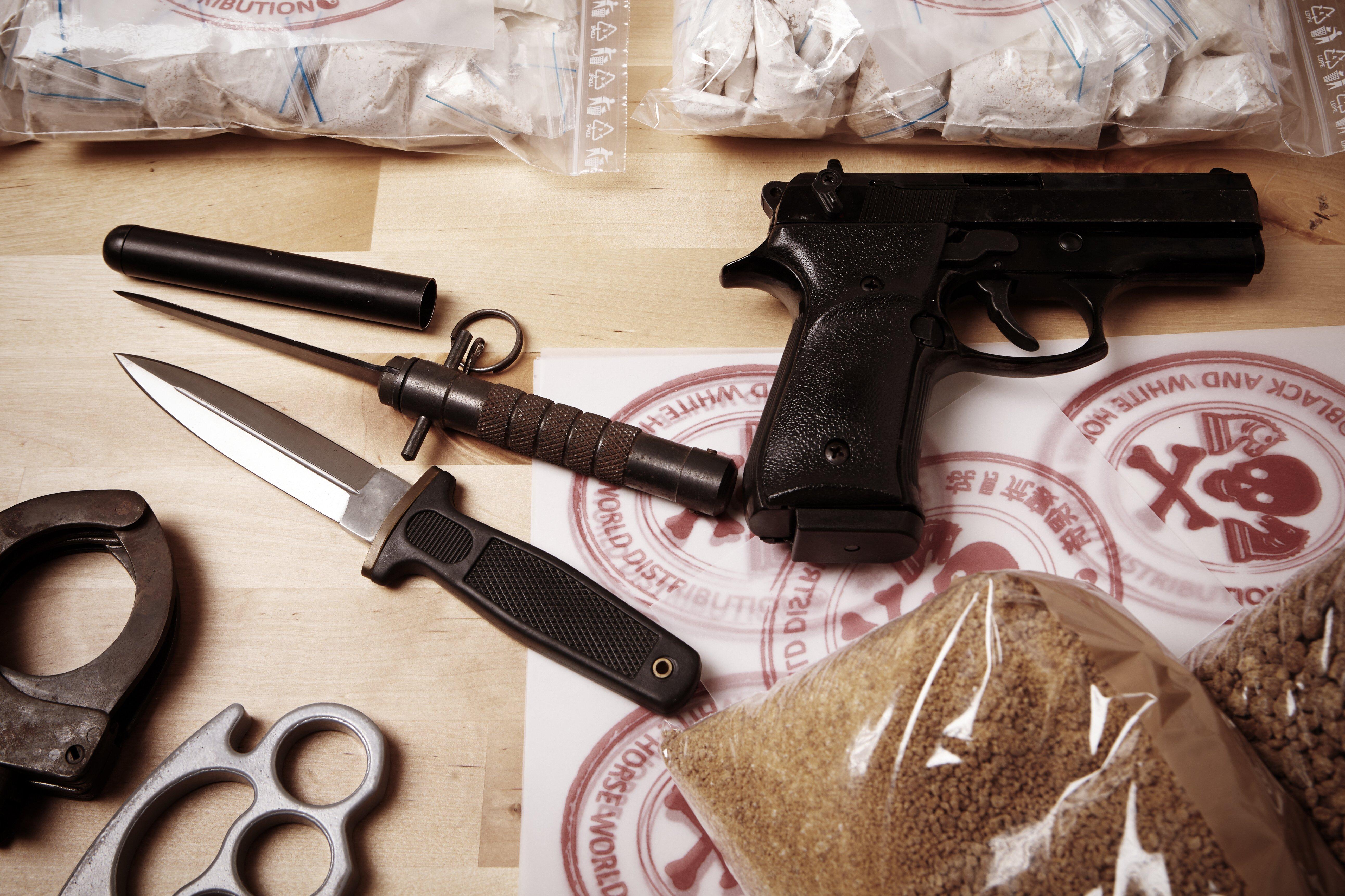 legal help for armed criminal action arrest