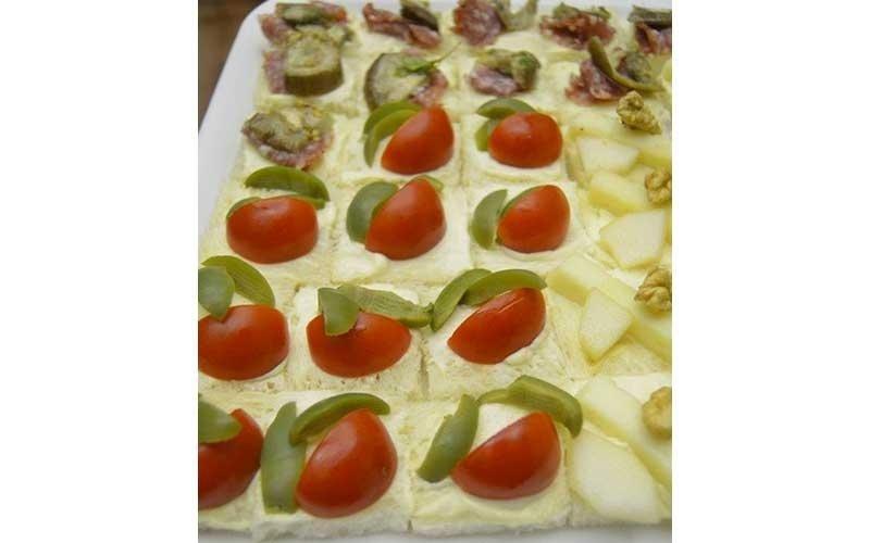 stuzzichini salati assortiti