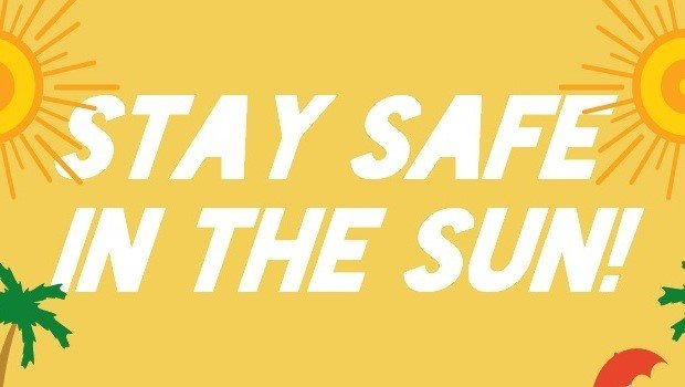 Image result for stay safe in the sun