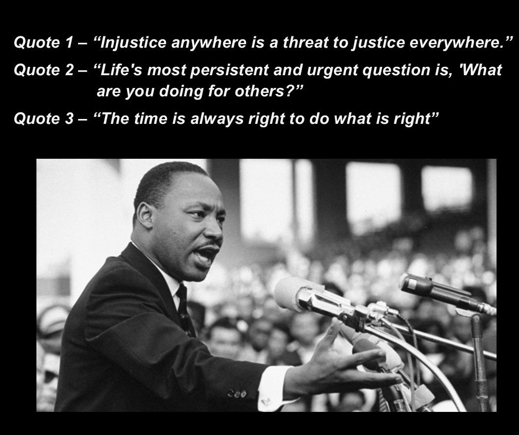 50th Anniversary Of Martin Luther Kings Death