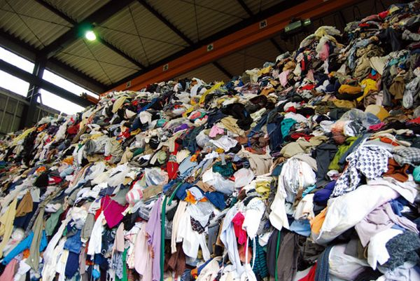 Textile Waste In The United States