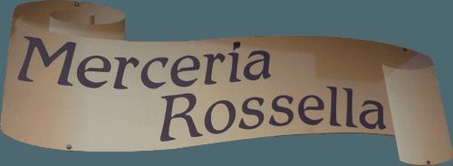 Merceria Rossella - Logo