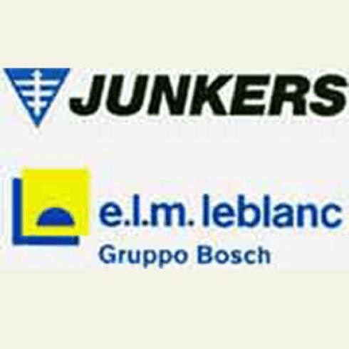 Junkers, e.l.m. leblanc gruppo Bosch – logo