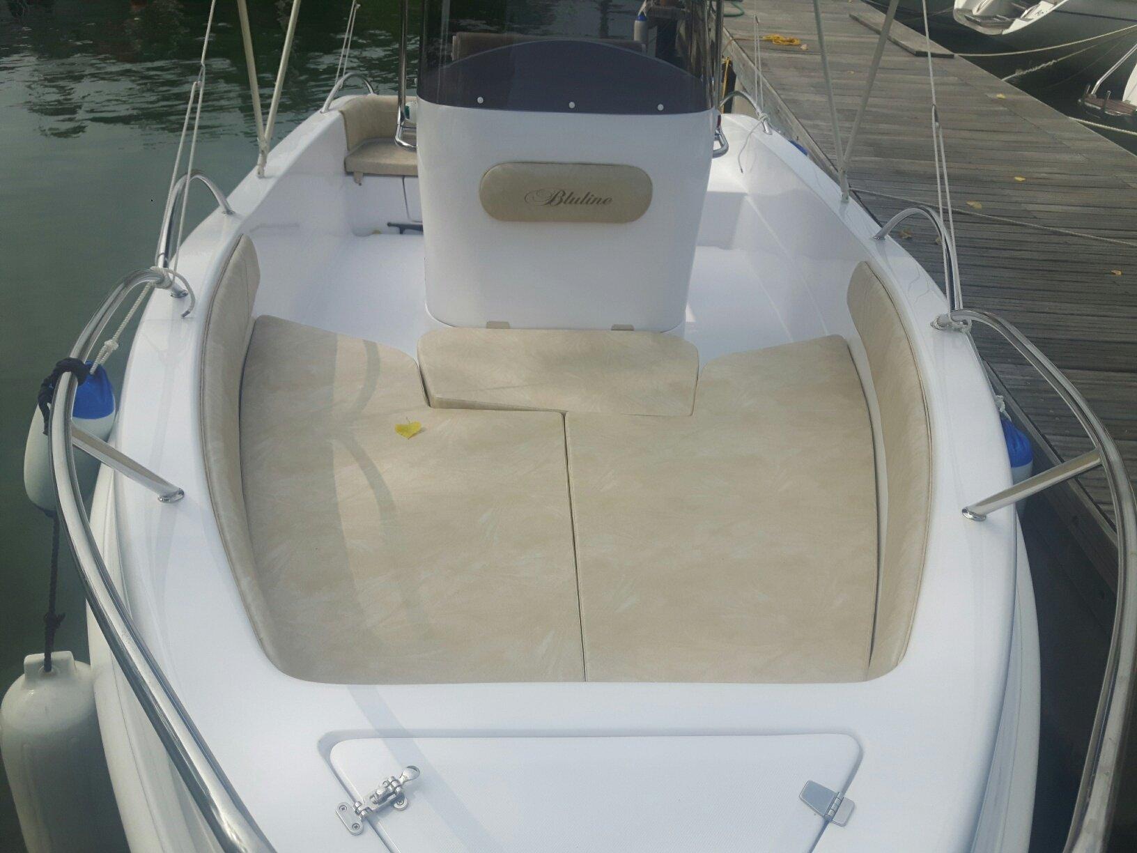 Barca bluline 19