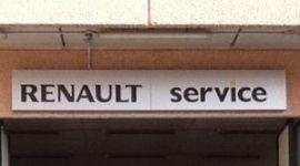 riparazioni Renault service