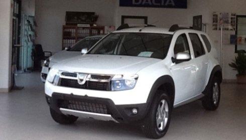 Rivenditore autorizzato Dacia