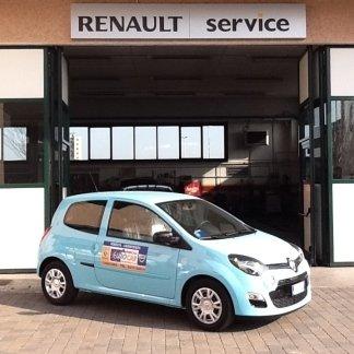 Rivenditore automobili Renault
