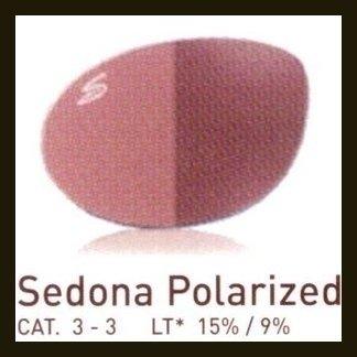 Lente Sedona polarizzata