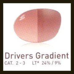 Lente Driver sfumata