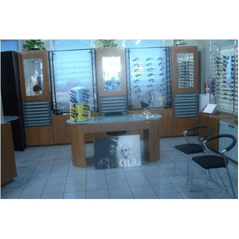 OTTICA OPTOMETRIA MAZZA & FINCO, interno negozio