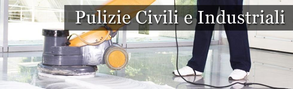 Servizi di Pulizie Civili ed Industriali